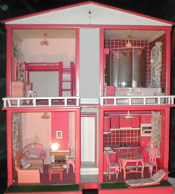 Barbie Plan Maison